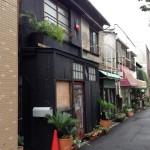 2015.09.10 目黒通り 木造店舗1